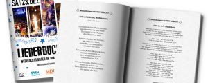 Liederbuch zum Magdeburger Weihnachtssingen 2018