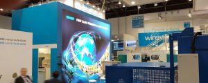 Impressionen des SKET-Standes auf der wire 2018 in Düsseldorf