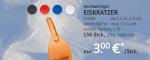 Angebot EIskratzer