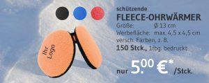 Angebot Fleece-Ohrwärmer