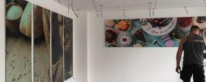 Image-Bilder im Innenbereich der Bäckerei Pfeiffer's in Gardelegen