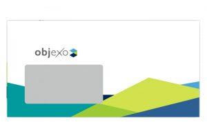 Briefumschlag vorn von Objexo